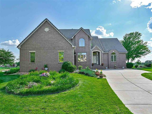 For Sale: 4207 N SPYGLASS CIR, Wichita KS