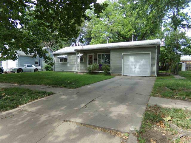 For Sale: 3521 S Osage, Wichita KS