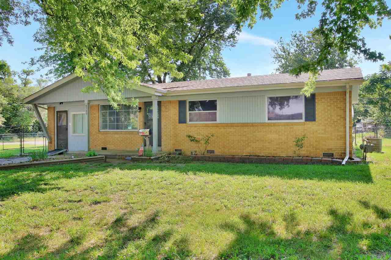 Great 3 bedroom 1 bath home with an oversized 2 car garage!  Home has plenty of space for your famil