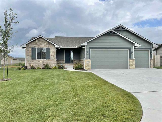 For Sale: 1533 N Aster St, Andover KS