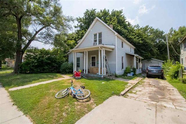 For Sale: 611 S HYDRAULIC ST, Wichita KS