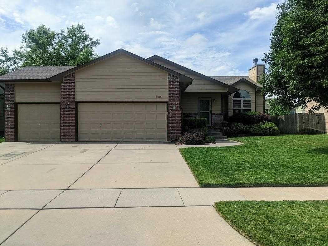 Beautiful 4BR, 3BA, 3CAR home in Tyler's Landing with 3 main floor bedrooms and main floor laundry r
