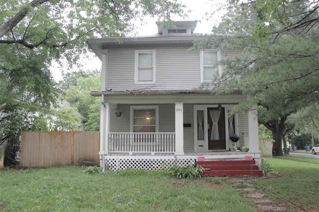 For Sale: 501 S Fern Ave, Wichita KS