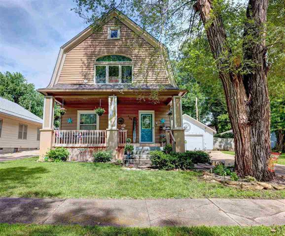 For Sale: 106 N Massachusetts St, Winfield KS