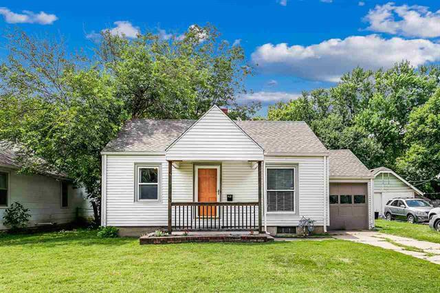 For Sale: 1621 N WOODLAND AVE, Wichita KS