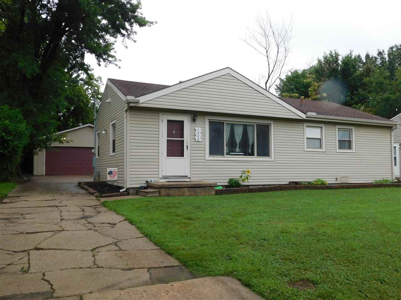 Small town living!! Adorable 3 BR, 1 Bath, turn key, move in ready home in a desirable location! Buy