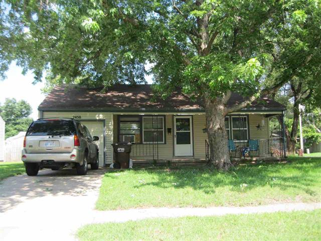 For Sale: 2458 S Ellis, Wichita KS