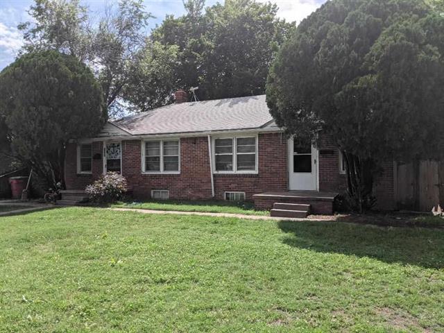 For Sale: 2425-2427 S Ellis St, Wichita KS