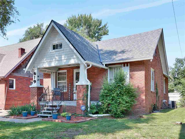 For Sale: 619 N Belmont Ave, Wichita KS