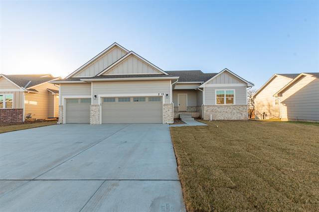 For Sale: 2711 S Prescott Cir, Wichita KS