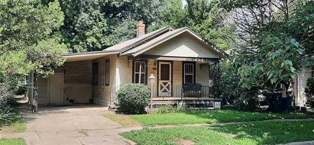 For Sale: 1107 S Ellis St, Wichita KS