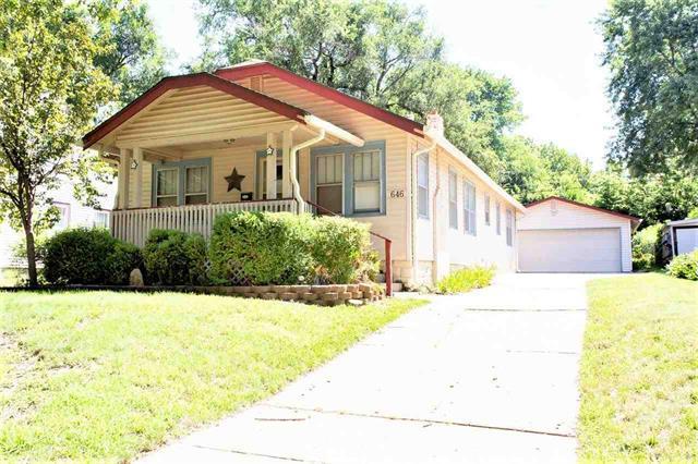 For Sale: 646 S Rutan St, Wichita KS