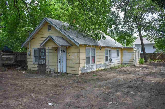 For Sale: 218 N TRACY ST, Wichita KS