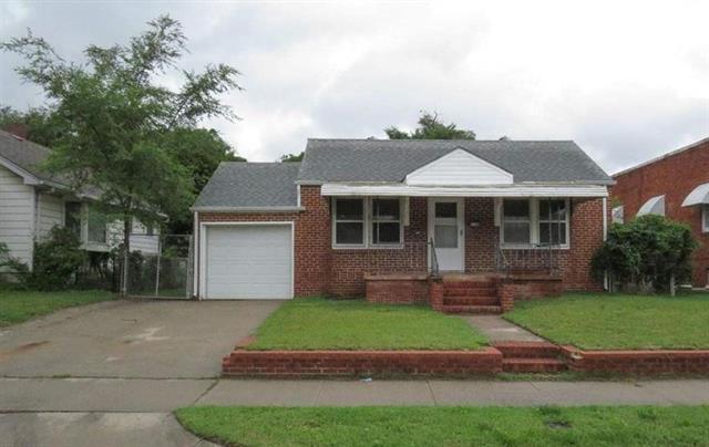 For Sale: 1128 W McCormick Ave, Wichita KS