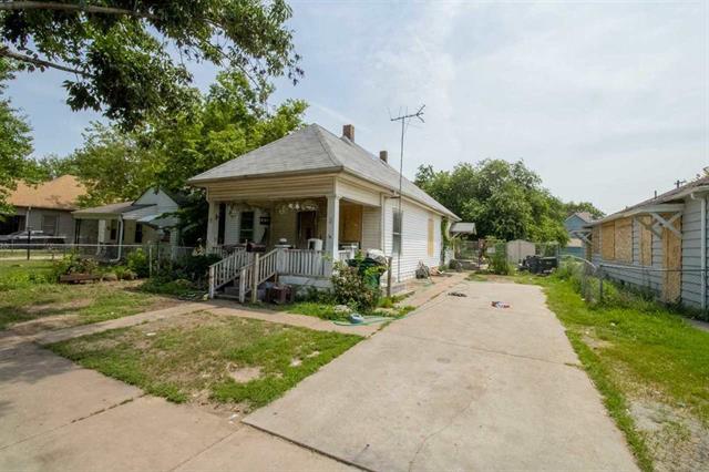 For Sale: 1524 S WICHITA ST, Wichita KS