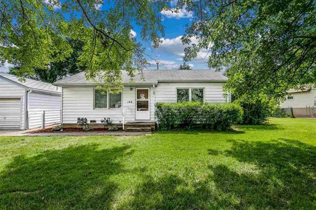 For Sale: 146  Van Arsdale Ave, Haysville KS