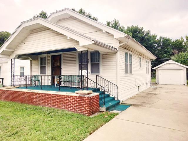 For Sale: 629 S Volutsia, Wichita KS