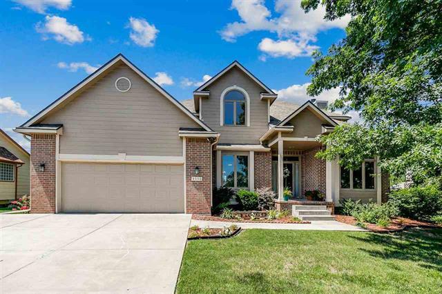 For Sale: 9510 E PEBBLEBROOK ST, Wichita KS