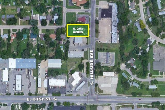 For Sale: 3105 S HILLSIDE ST, Wichita KS