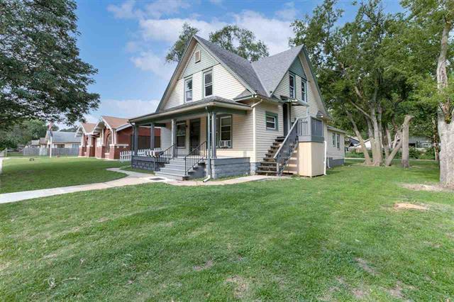 For Sale: 909 N Porter Ave, Wichita KS
