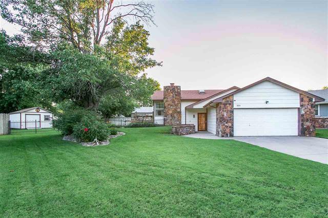For Sale: 331 N Shefford Ct, Wichita KS
