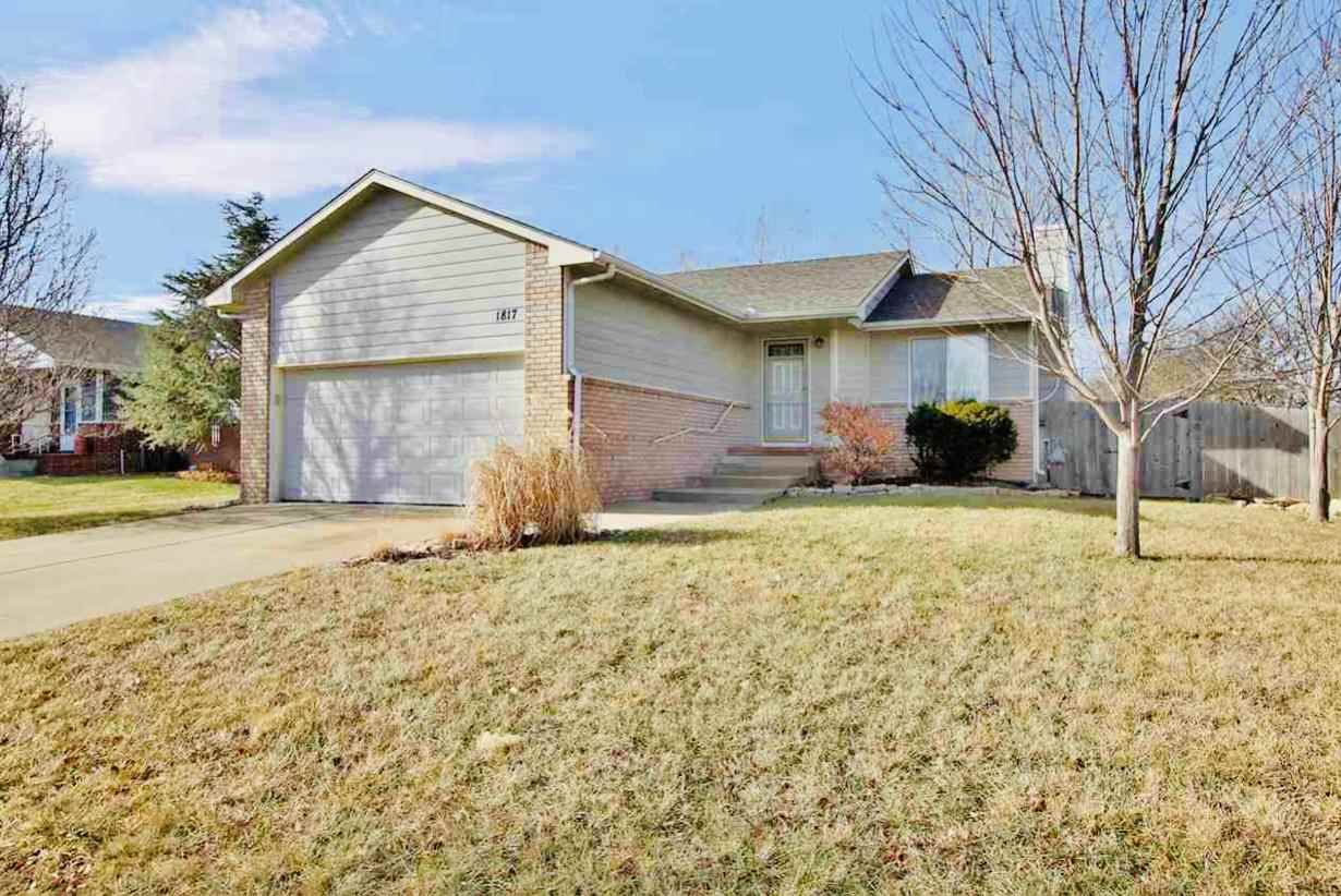 No special taxes!!! 1 year old roof, 3 Bedroom 2 bath home within the Andover School District that s