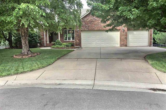 For Sale: 407 N TIMBERRIDGE CIR, Wichita KS