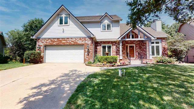 For Sale: 1225 N COACH HOUSE CT, Wichita KS