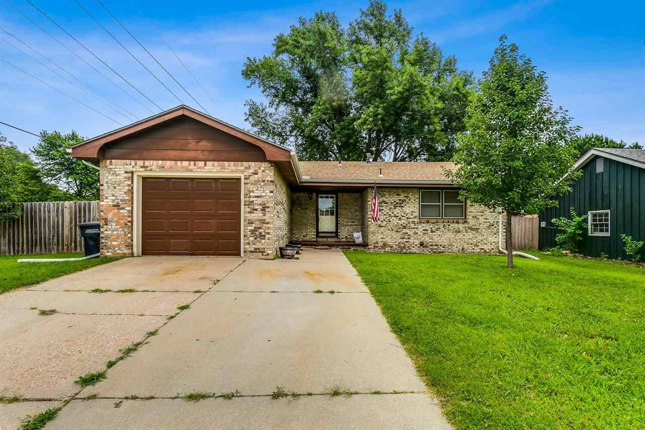 Welcome to your clean, move in ready home! This attractive 3 bedroom 3 bath all brick ranch is situa