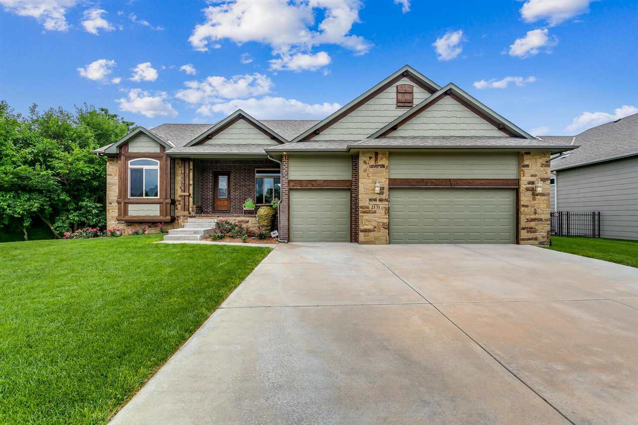 This CUSTOM built ONE owner home definitely has the WOW factor you have been looking for! Huge custo