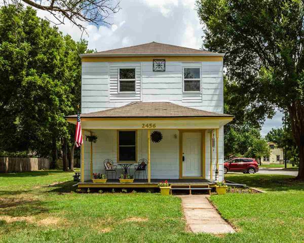For Sale: 2456 S Ida Ave, Wichita KS