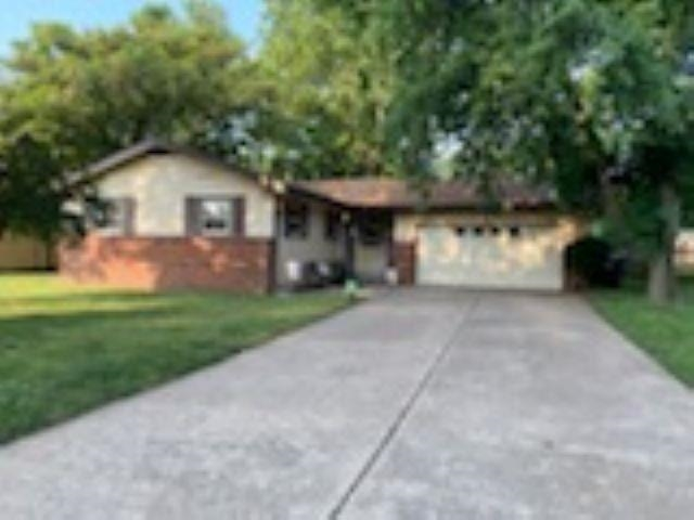 Back on the Market!!!  Don't miss this charming updated 4 bedroom, 1.5 bath home with a 2 car garage