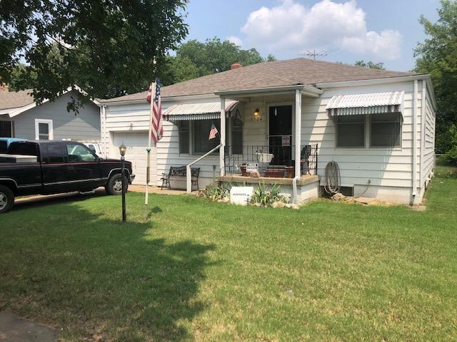 For Sale: 1524 S Greenwood Ave, Wichita KS