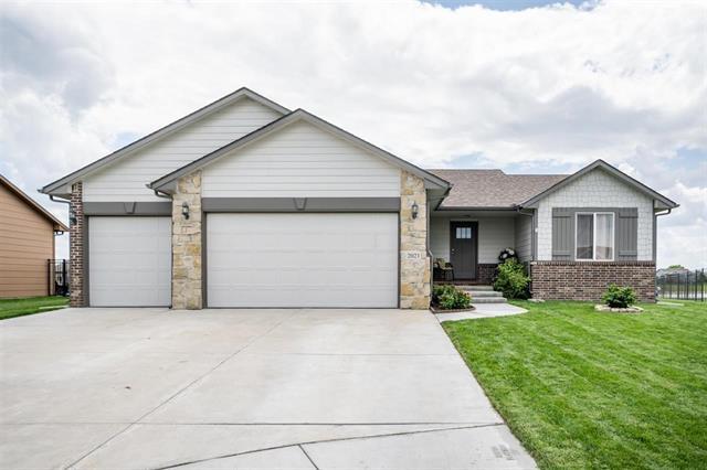 For Sale: 2021 S Wheatland Ct., Wichita KS