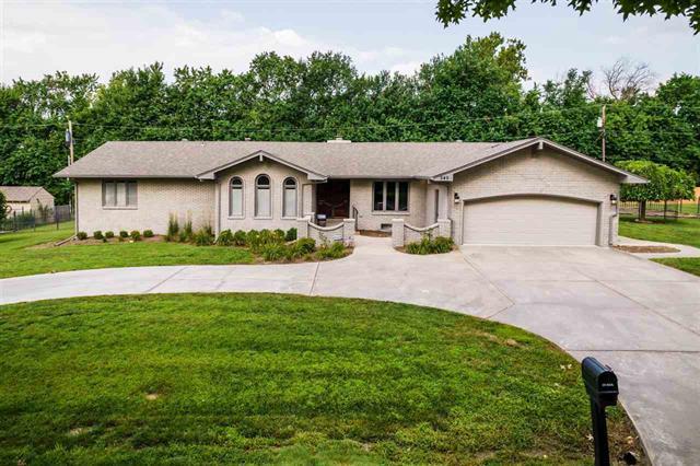 For Sale: 545 S CIRCLE LAKE RD, Wichita KS