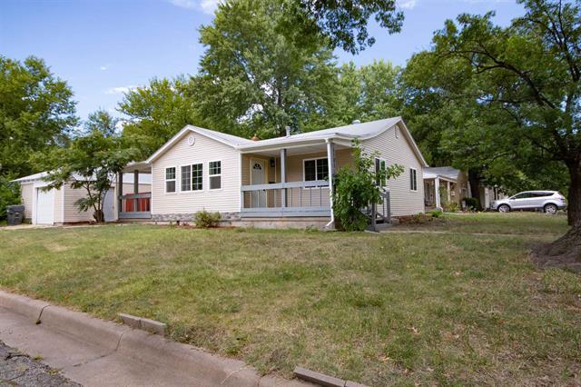 For Sale: 1101 N Dellrose Ave, Wichita KS