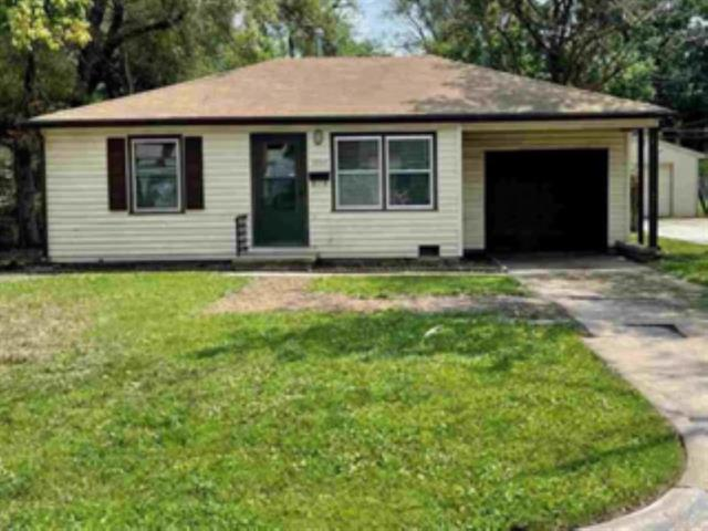 For Sale: 5803 E Grand, Wichita KS