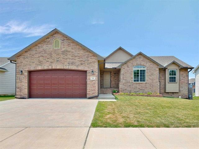 For Sale: 745 S Hedgewood St, Andover KS