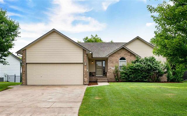For Sale: 1324 N Lake Edge St, Goddard KS