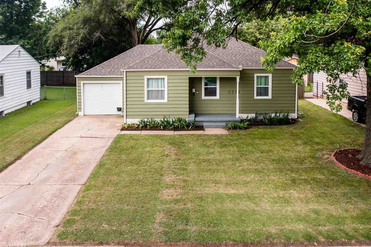 Imagine yourself living in this gorgeous, fully remodeled, turn key home with fabulous curb appeal!