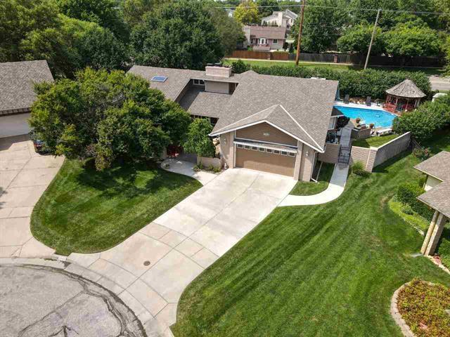 For Sale: 1349 N Cardington Ct, Wichita KS