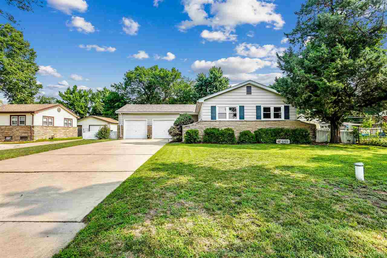 Very nice home with stunning updates and features. The home is on a cul-de-sac to OK elementary scho