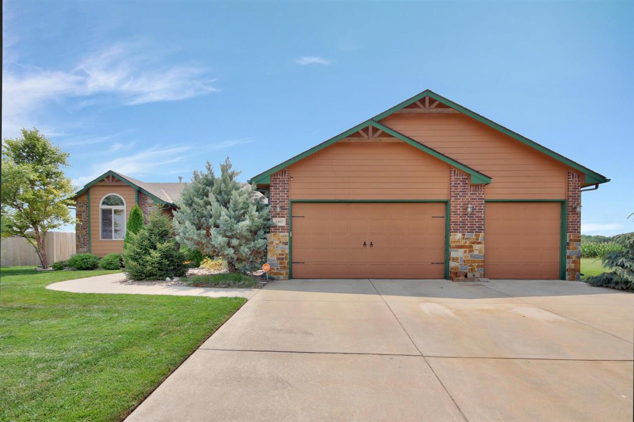 Beautiful home on 1/2 acre lot in Silverton Addition. You will enjoy the privacy in the back yard th