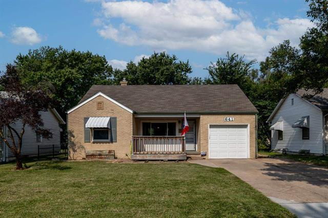 For Sale: 641 N Parkwood Ln, Wichita KS