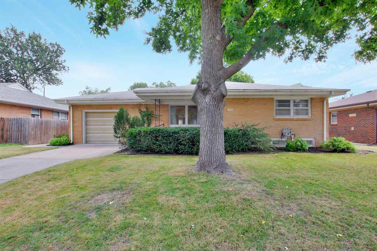 Welcome to this charming 3-bedroom, 2 bathroom brick ranch home.  You'll love the space this home of
