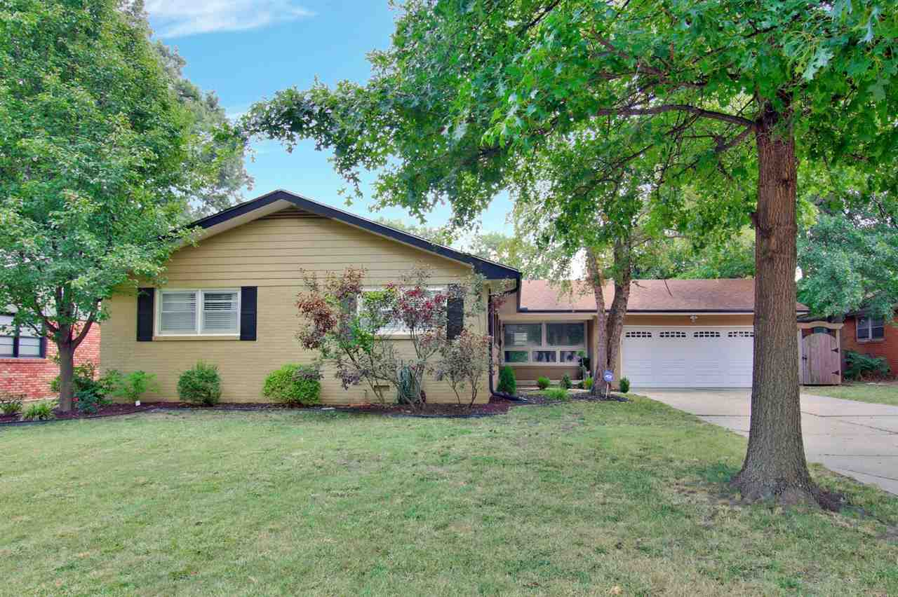 This is truly a fantastic home located on a very quiet cul de sac lot, all brick, updated and upgrad