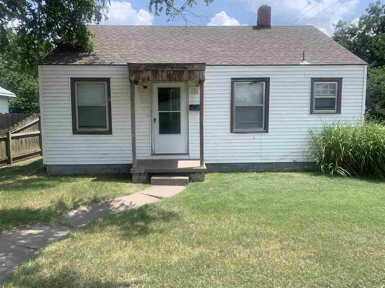 If you are looking for a good starter home or a great investment property this house is ready for th