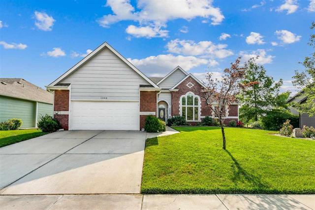 For Sale: 1308 S THREEWOOD ST, Wichita KS