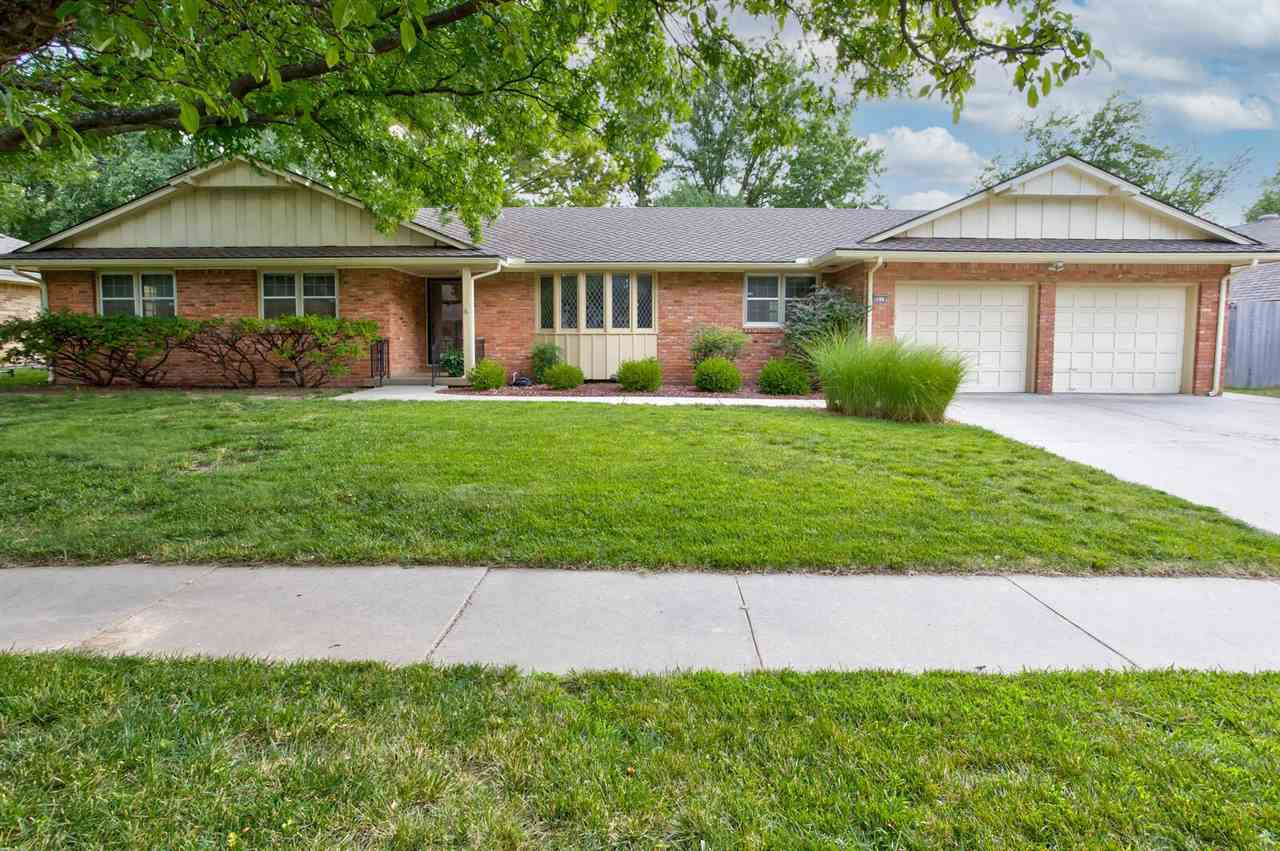 Looking for an updated home? Here it is, nestled in the Brookhollow neighborhood off Central and Roc