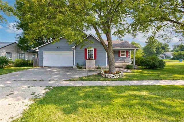 For Sale: 226 E 1st St, Douglass KS